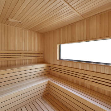 V Ho Sauna
